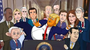 Our Cartoon President Season 1 Full Episodes Fztvseries Free Download