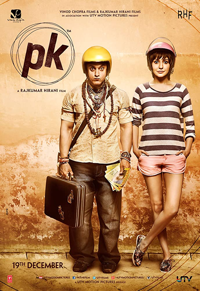 PK (2014) (Indian) Filmyzilla Free Download