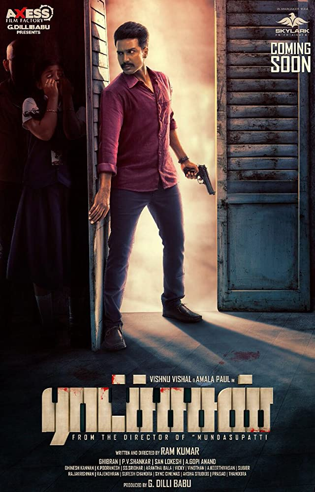 Ratsasan (2018) (Indian) Filmyzilla Free Download