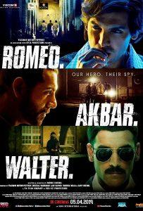 Romeo Akbar Walter (2019) (Indian) Filmyzilla Free Download