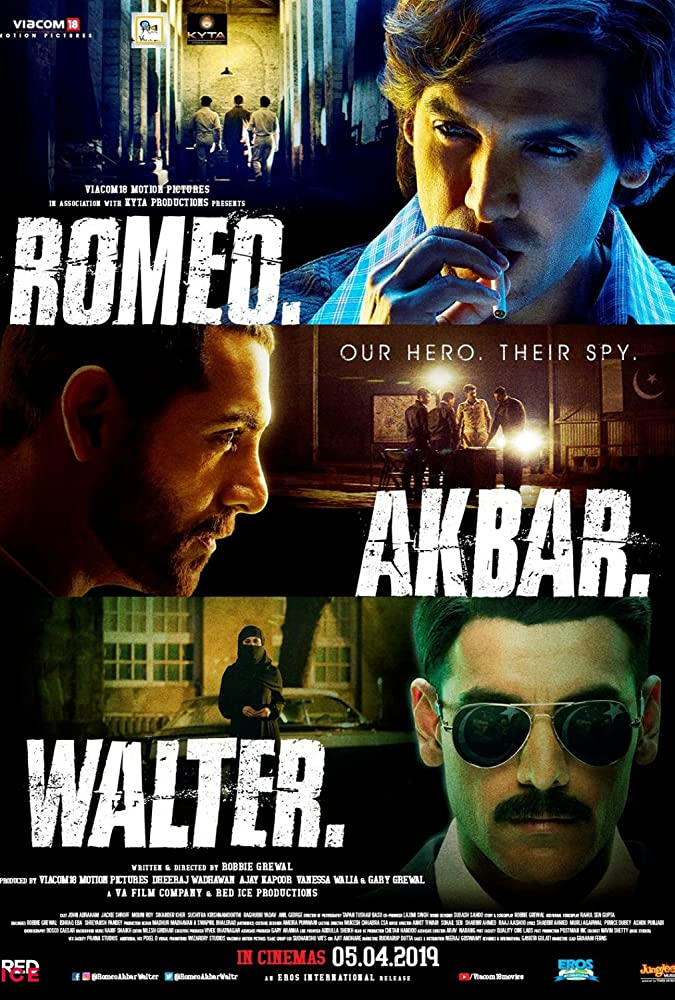 Romeo Akbar Walter (2019) (Indian) Filmyzilla Free Download