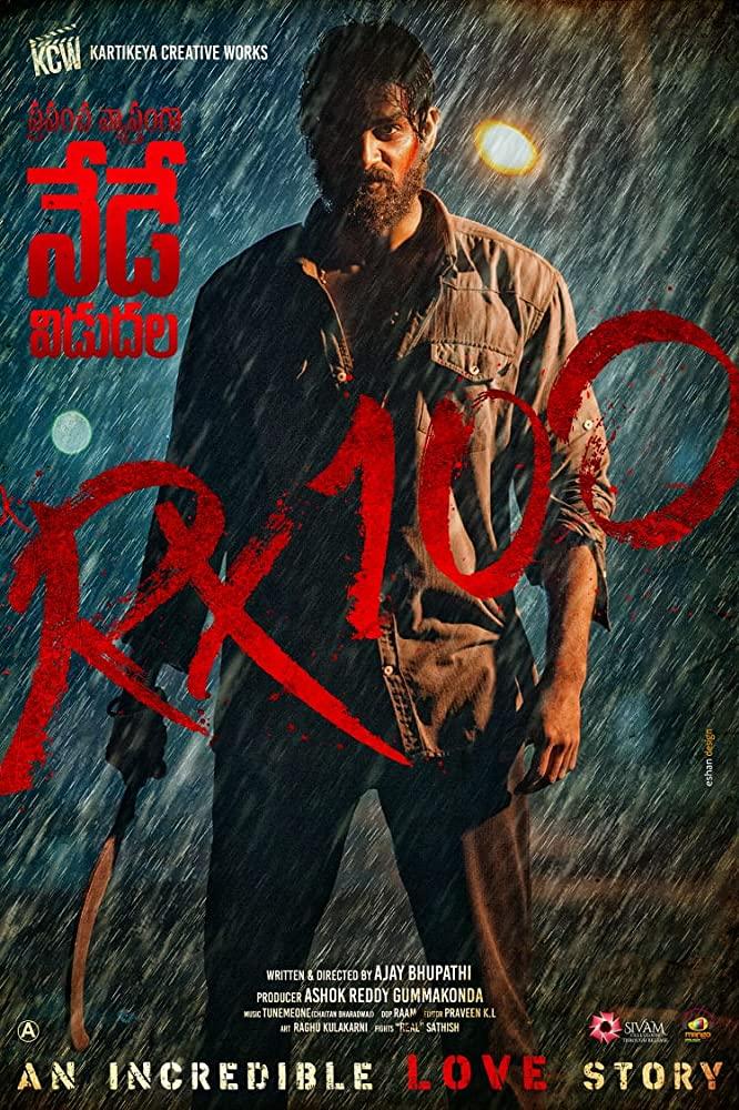 Rx 100 (2018) (Indian) Filmyzilla Free Download