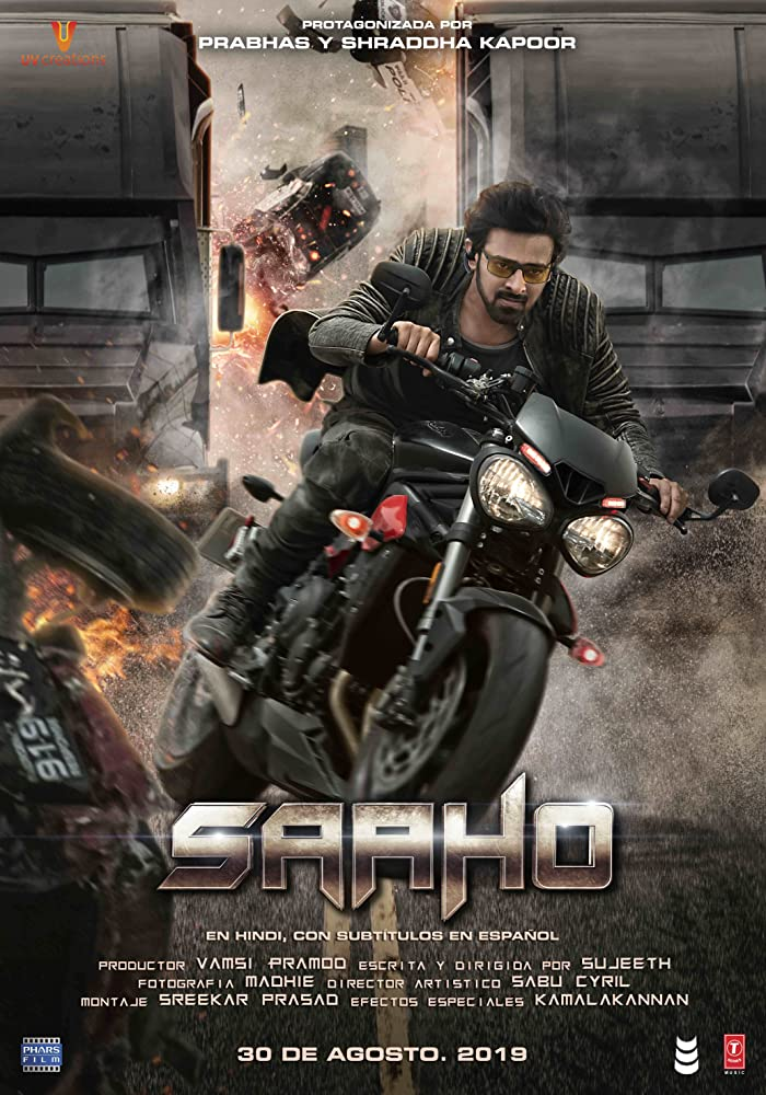 Saaho (2019) (Indian)