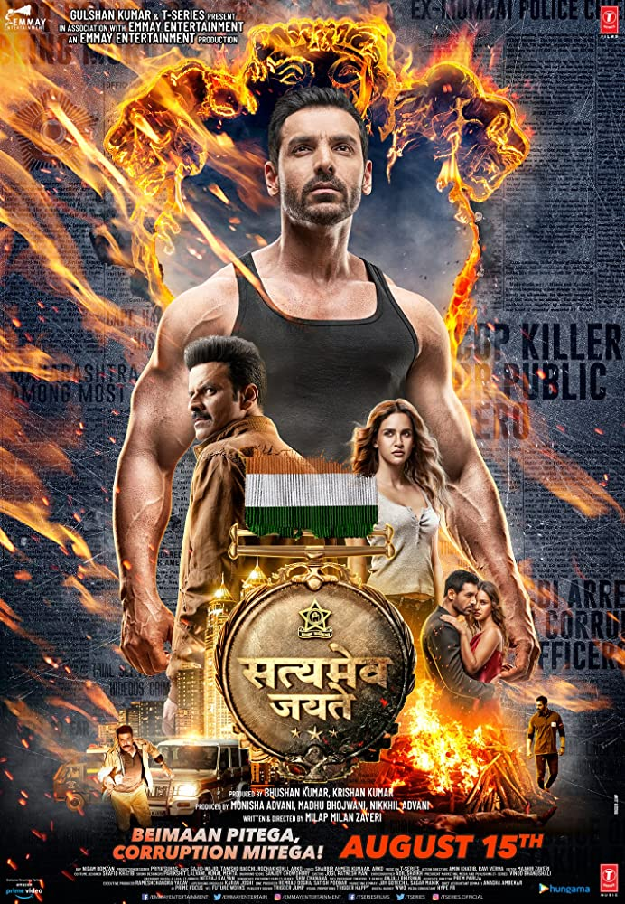 Satyameva Jayate (2018) (Indian) Filmyzilla Free Download