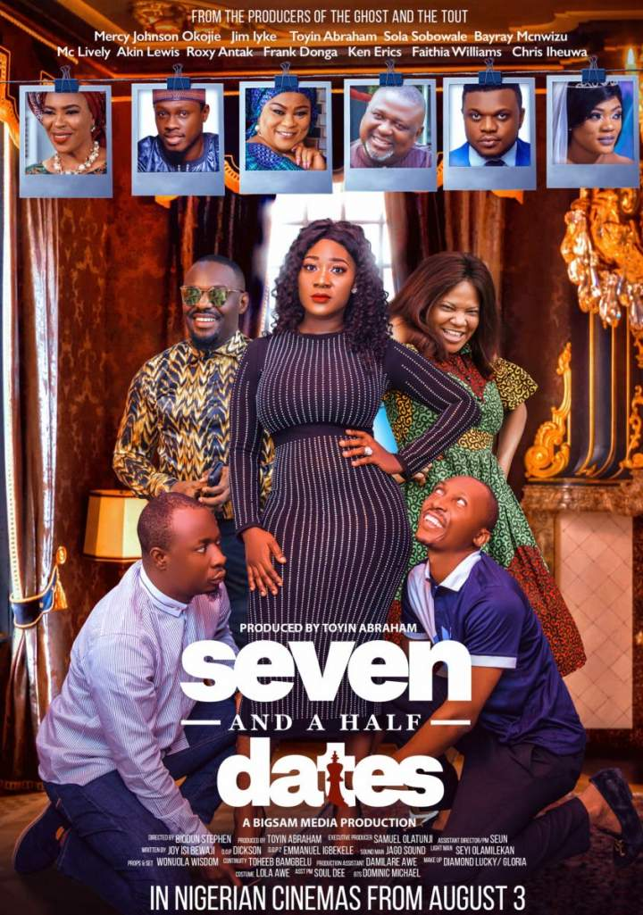 Seven and a Half Dates (Nollywood) NetNaija Free Download
