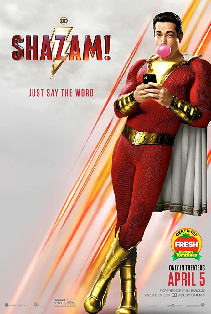 Shazam (2019) Fzmovies Free Download