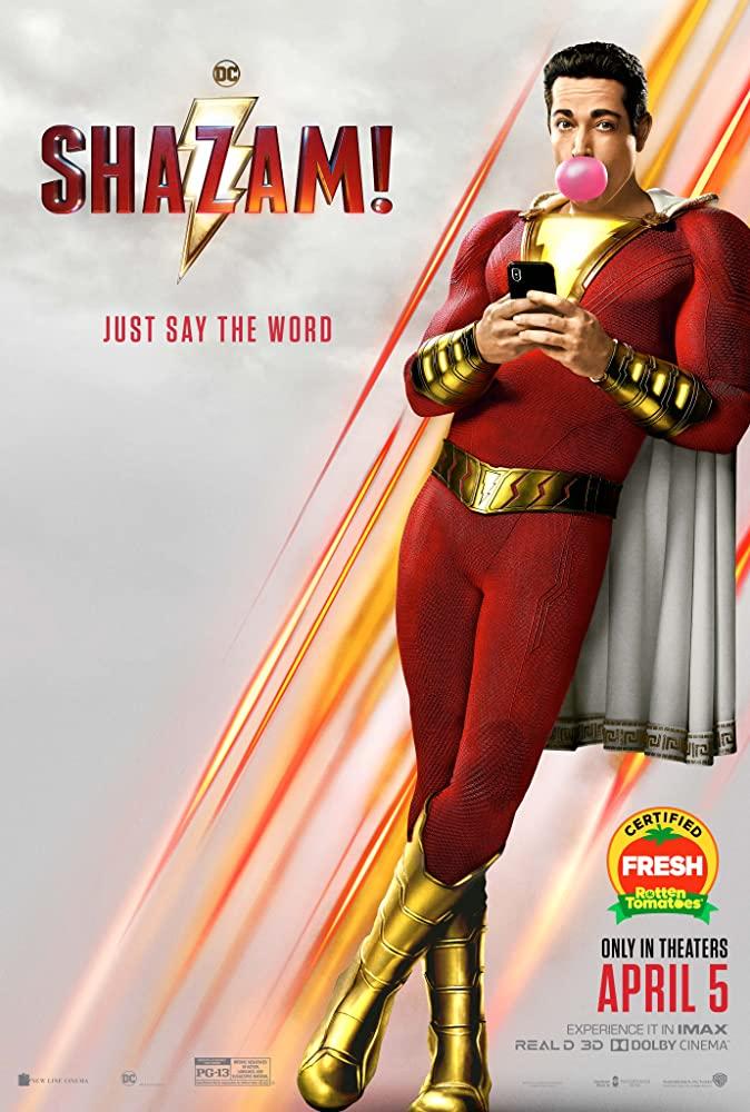 Shazam (2019) Fzmovies Free Download