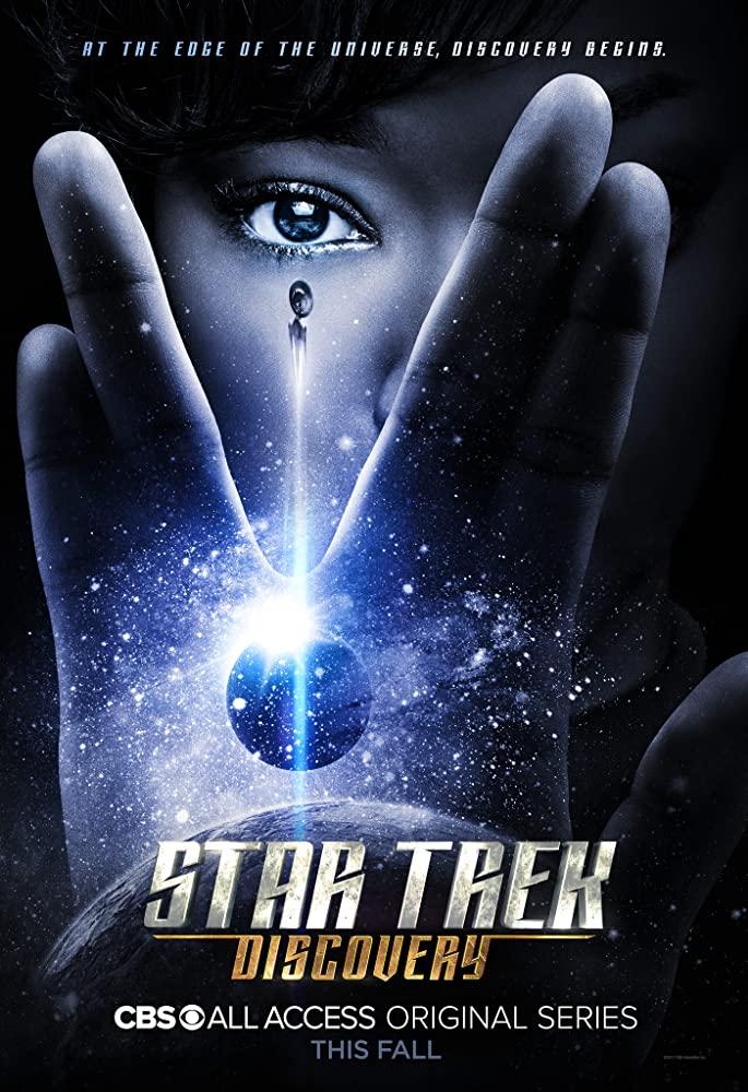 Star Trek Discovery Season 1, 2, 3, Fztvseries Free Download