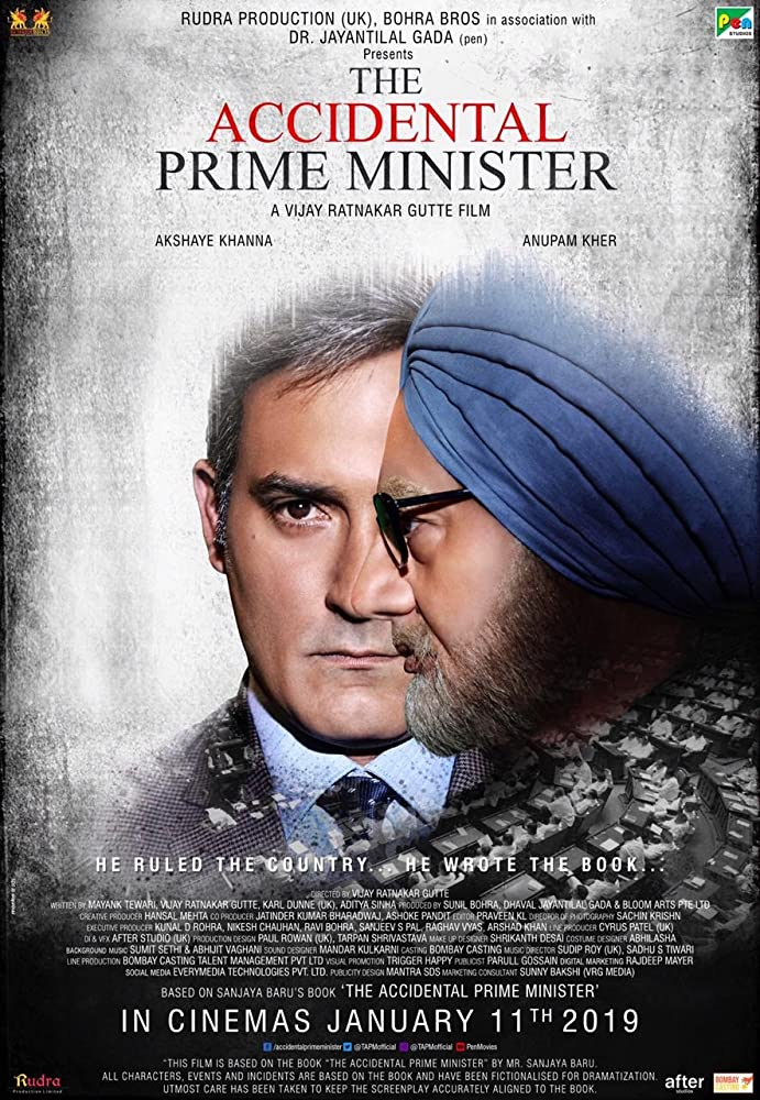The Accidental Prime Minister (2019) (Indian) Free Download