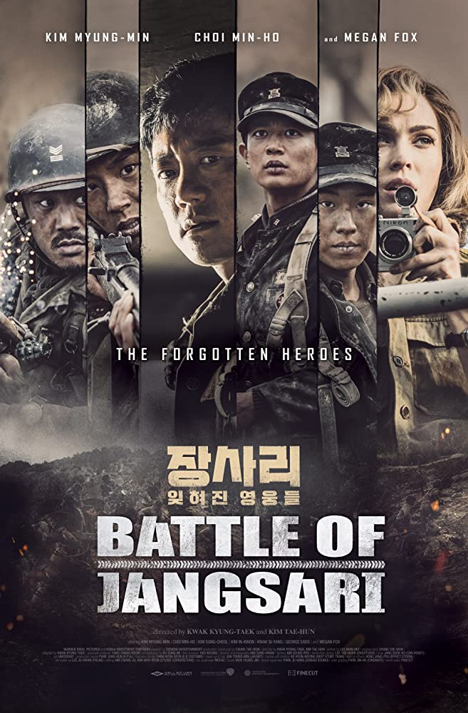 The Battle Of Jangsari (2019) (Korean) Free Download