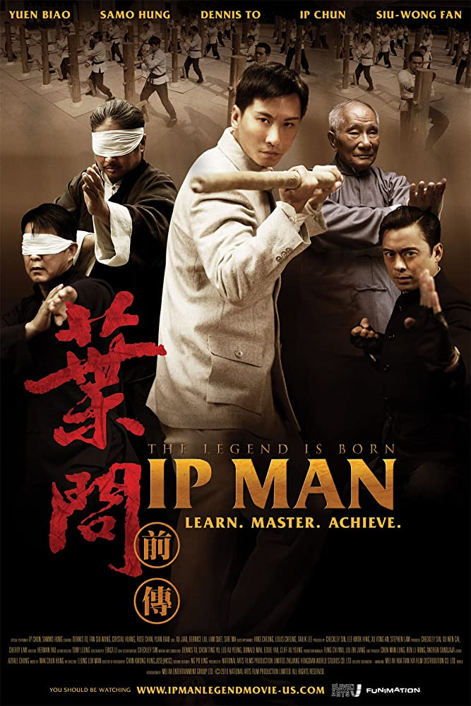 Download Movie The Legend Is Born Ip Man (2010)
