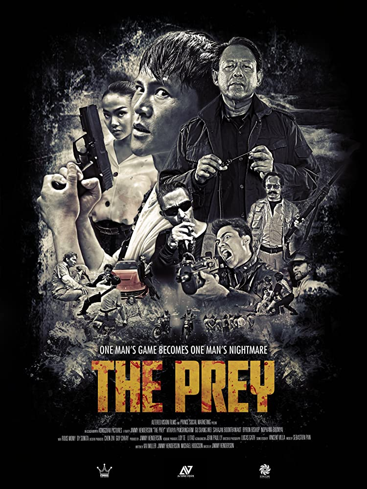 Download Movie The Prey (2018)