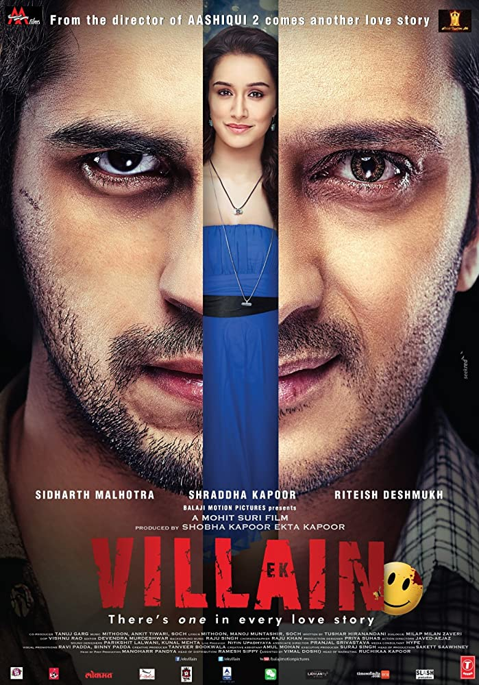 The Villain (2014) (Indian) Filmyzilla Free Download