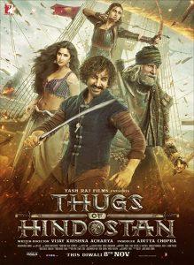 Thugs Of Hindostan (2018) (Indian) Filmyzilla Free Download