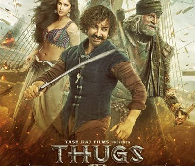 Thugs Of Hindostan (2018) (Indian) Filmyzilla Free Download