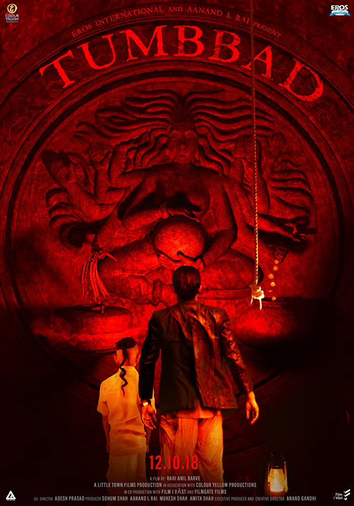 Tumbbad (2018) (Indian) Filmyzilla Free Download