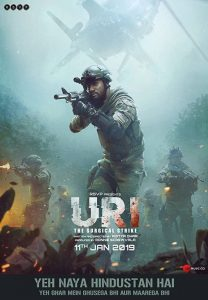 Uri The Surgical Strike (2019) (Indian) Free Download
