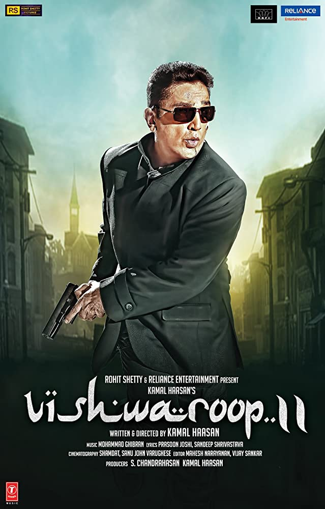 Vishwaroopam 2 (2018) (Indian) Filmyzilla Free Download