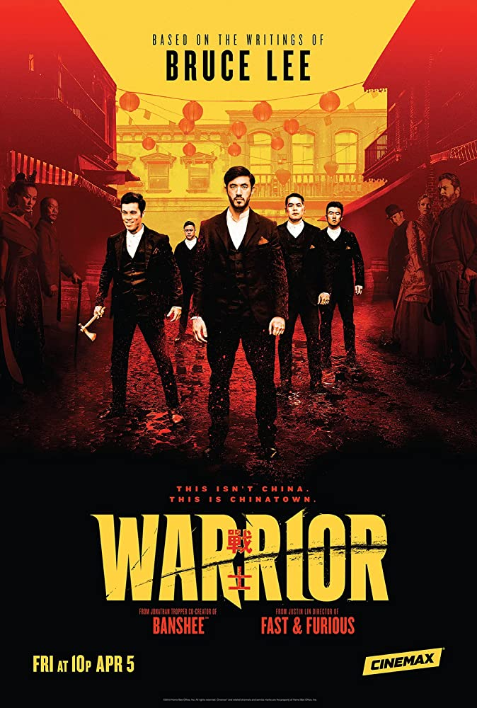 Warrior Season 1, 2, Fztvseries Free Download
