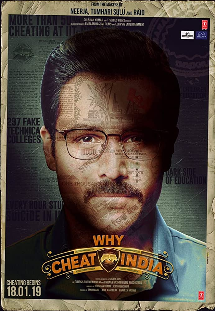 Why Cheat India (2019) (Indian) Filmyzilla Free Download