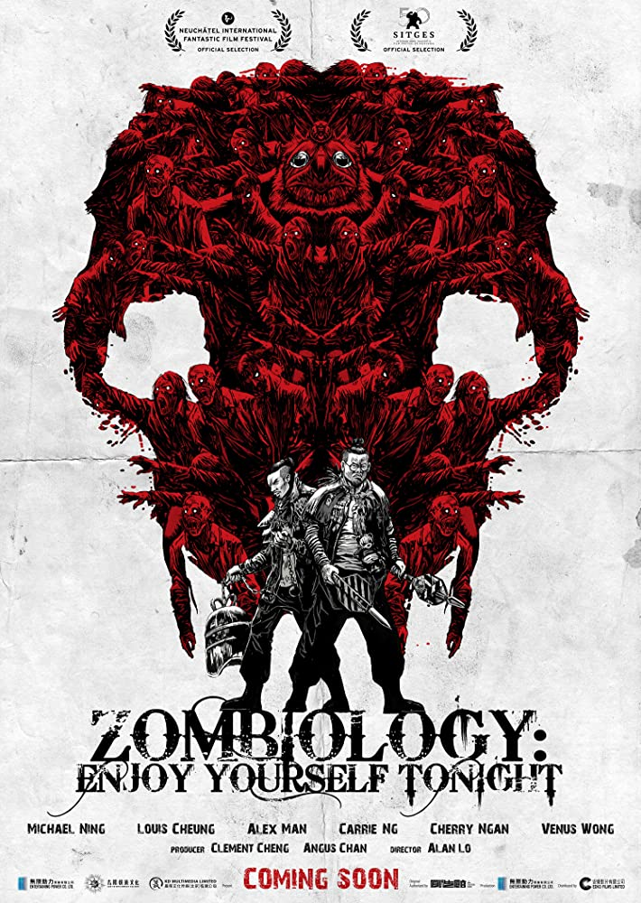Zombiology Enjoy Yourself Tonight (2017) (Chinese) Free Download