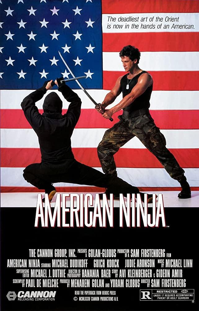 American Ninja 1985 Download