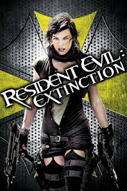 Resident Evil 2007 (Extinction) Movie Download