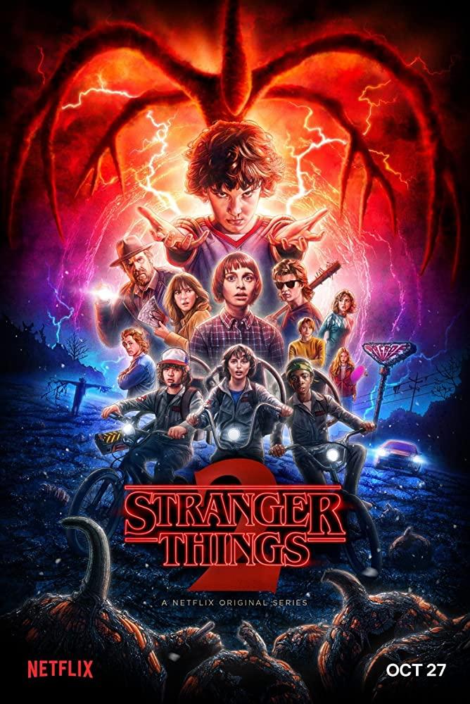 Stranger Things Season 1, 2, 3 Free Download