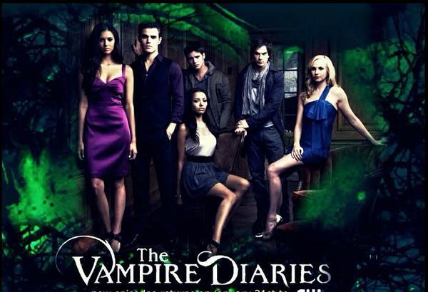The Vampire Diaries Season 1-8 Download