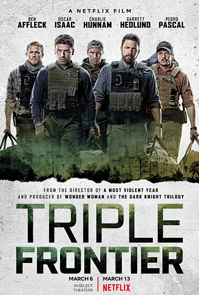 Triple Frontier (2019) Movie Download