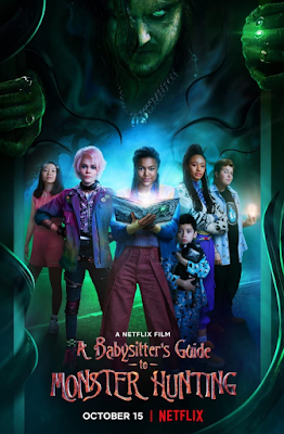 A Babysitters Guide To Monster Hunting (2020) Fzmovies Free Download
