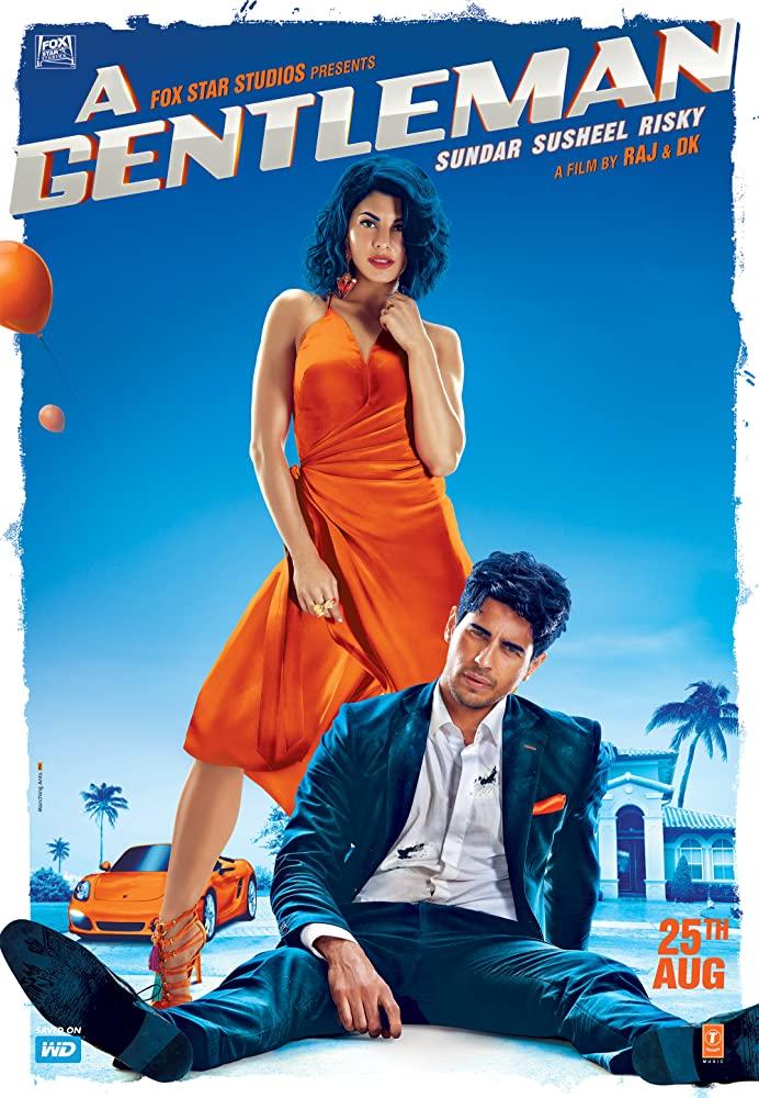 A Gentleman (2017) (Indian) Filmyzilla Free Download