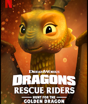 Dragons Rescue Rider Hunt For The Golden Dragon (2020) Fzmovies Free Download