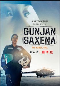 Gunjan Saxena The Kargil Girl (2020) (Indian) Filmyzilla Free Download