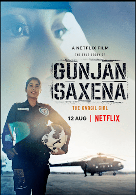 Gunjan Saxena The Kargil Girl (2020) (Indian) Filmyzilla Free Download