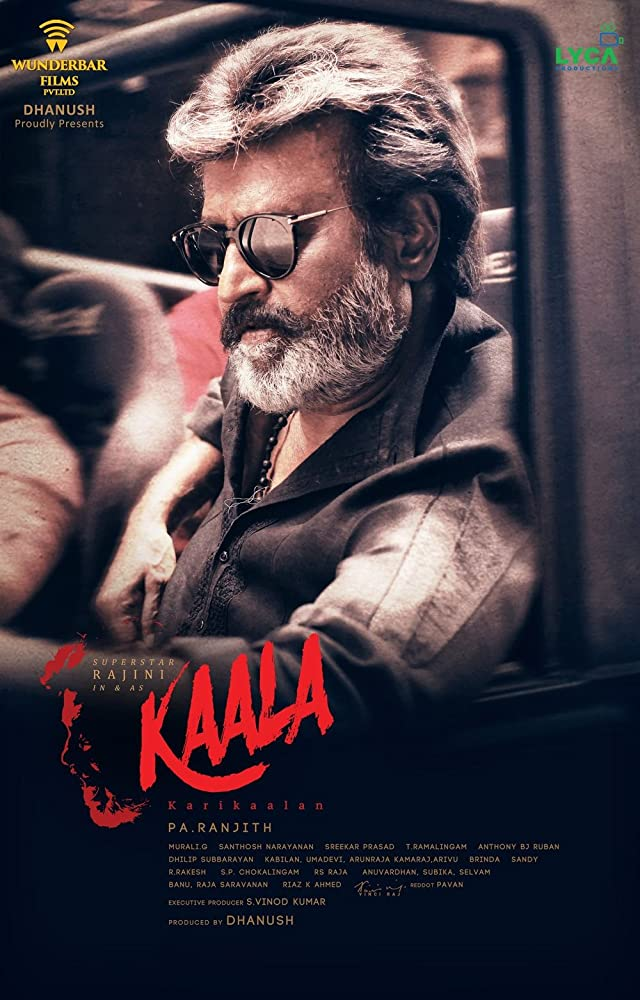 Kaala (2018) (Indian) Filmyzilla Free Download