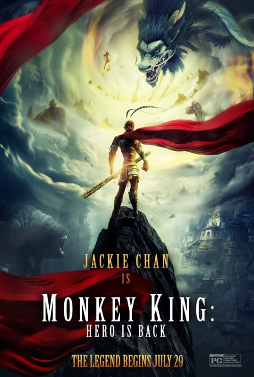 Monkey King Hero is Back (2015) (Chinese) Free Download