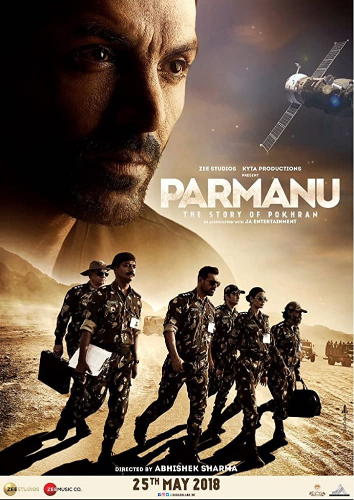 Parmanu The Story Of Pokhran (2018) (Indian) Filmyzilla Free Download