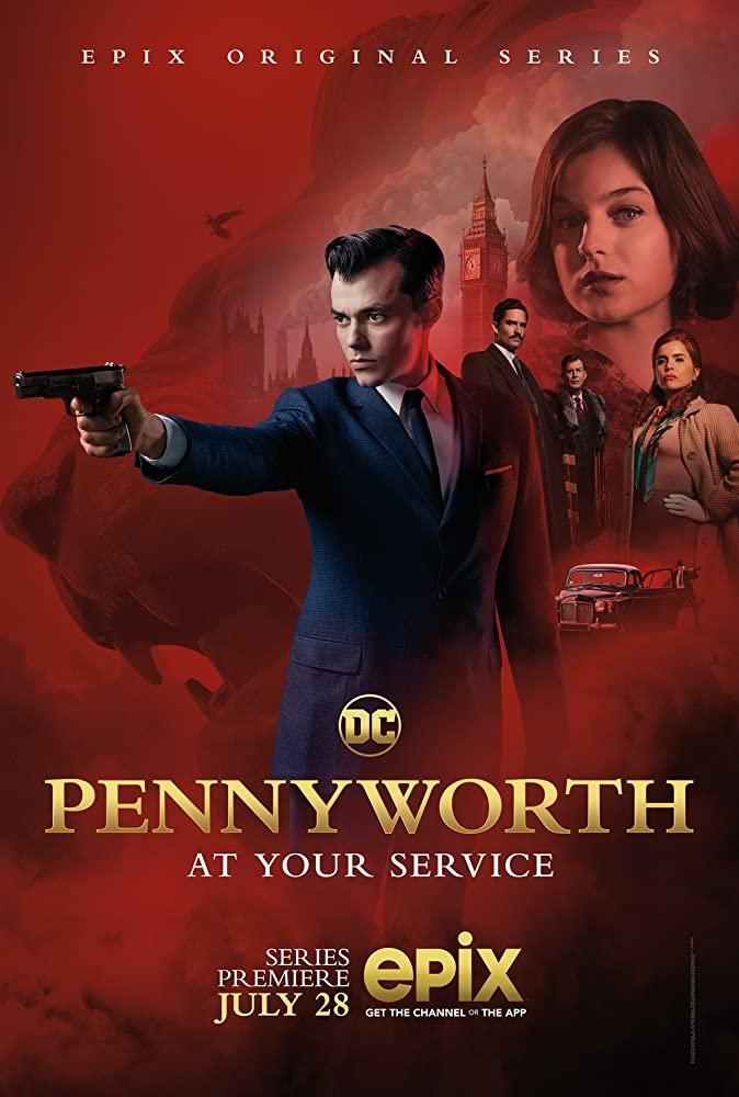 Pennyworth Season 1, 2, Fztvseries Free Download