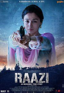 Raazi (2018) (Indian) Filmyzilla Free Download