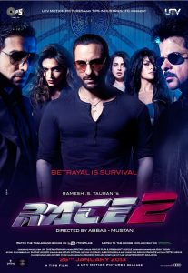 Race 2 (2013) (Indian) Filmyzilla Free Download