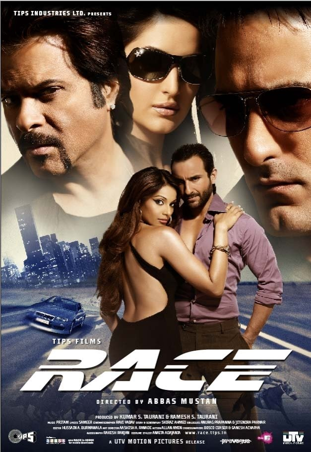 Race (2008) (Indian) Filmyzilla Free Download