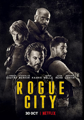 Rogue City (2020) Fzmovies Free Download