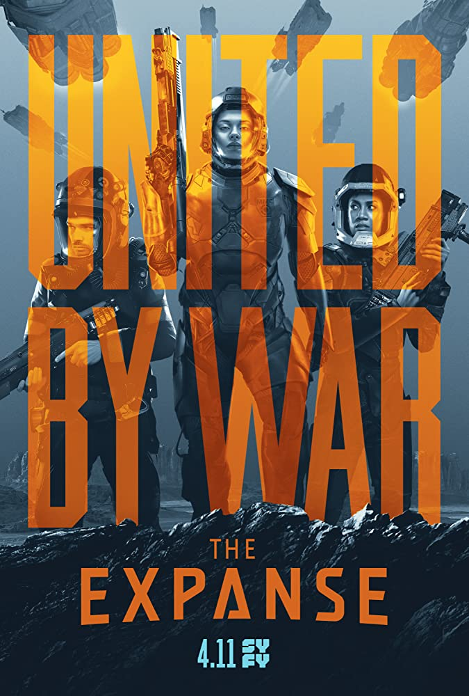 The Expanse Season 1, 2, 3, 4, 5, Fztvseries Free Download