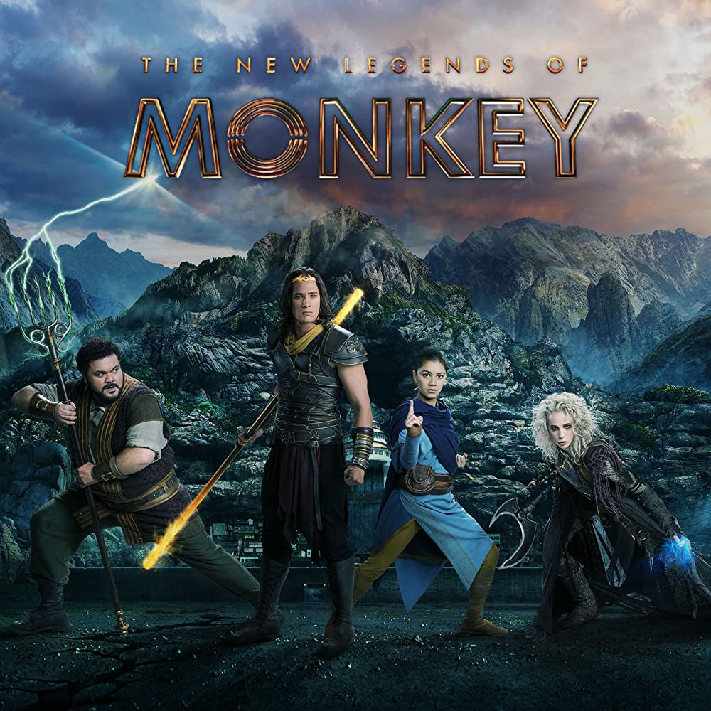 The New Legends of Monkey Season 1, 2, Fztvseries Free Download