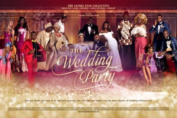 The Wedding Party (Nollywood) NetNaija Free Download
