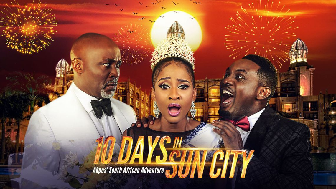 10 Days In Sun City (2017) (Nollywood) NetNaija Free Download