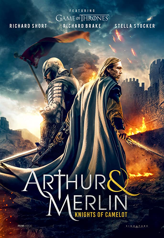 Arthur And Merlin Knights Of Camelot (2020) Fzmovies Free Download