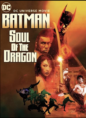 Batman Soul of the Dragon (2021) Fzmovies Free Download