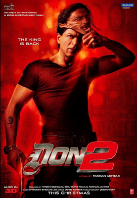 Don 2 (2011) Fzmovies Free Download